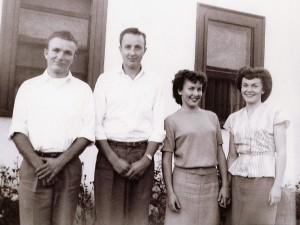 1953 Groves kids
