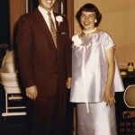 1957 Dad and Mompregnant