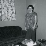 1957 Mom in their living room 2
