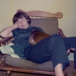 1969g Mom sleeping with Lizzy