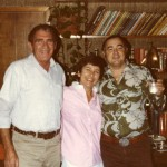 1982 Mom at home with square dancing friends 2