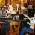 1995 Lora at Tootsies Orchid Lounge Where All the Stars Drank Between Sets at Grand Ol Opry