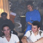 1999 Mom, Amy and Noel - light